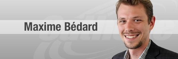Maxime Bédard - Customer Service Representative