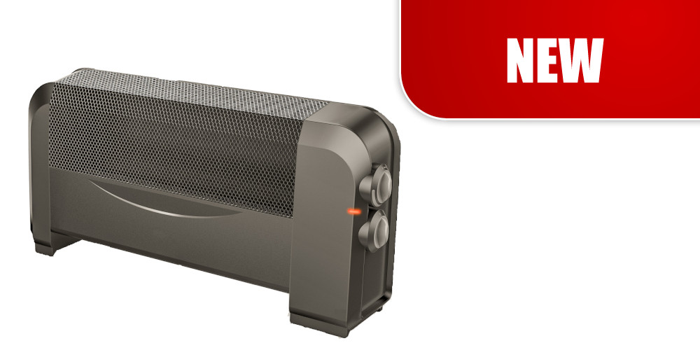 Now Available! Convection Heater