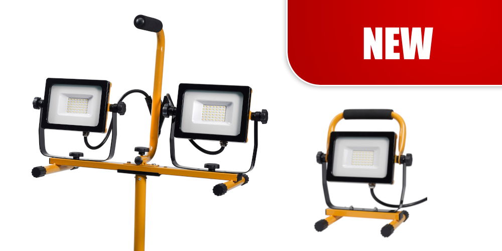 New LED Work Lights – Now More Affordable!